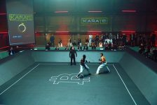 karate combat league arena bitecoin