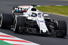 f1 williams martini blockchain