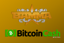 Bitcoin Cash (BCH) sponsorizza BAMMA Fight Night in TV a Londra