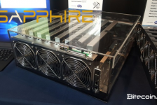 Sapphire Technology annuncia business dell'hardware di criptovaluta