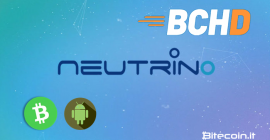 Bchd Light Client Neutrino lancia l'app Beta per gli utenti Android