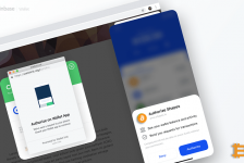 Coinbase WalletLink si collega al browser desktop