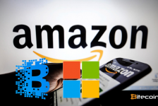 Blockchain collabora con Microsoft e Amazon